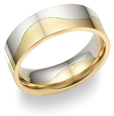 unique wedding bands for applesofgold