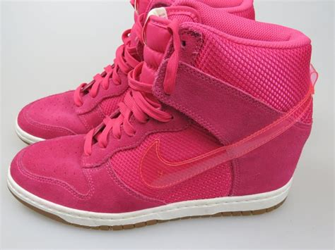 Wedges Ipn nike dunk wedges pink the river city news