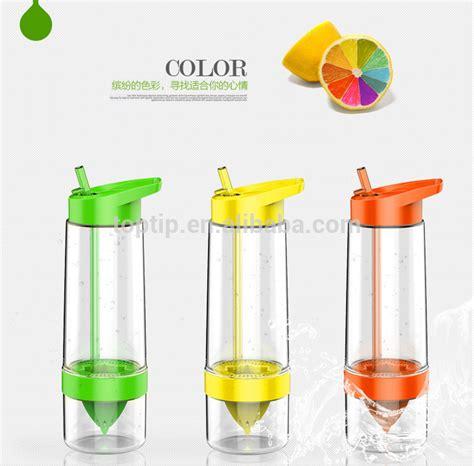 Tritan Water Bottle With Fruit Infunser Bpa Free4 tritan water bottle with straw fruit infuser water bottle