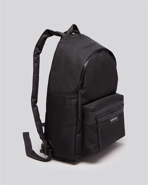 Tas Longch Neo Navy Medium authentic longch le pliage neo shoulder backpack medium