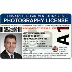 photographer id card template idcreator custom photo id cards and badges free id