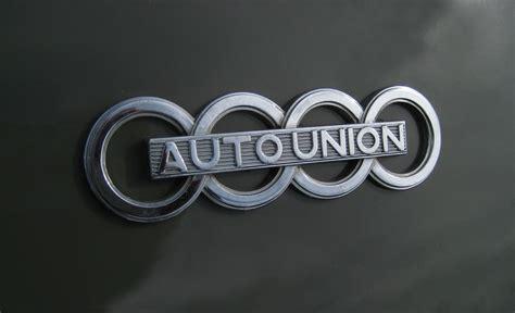 Auto Union Logo by Auto Union Cartype