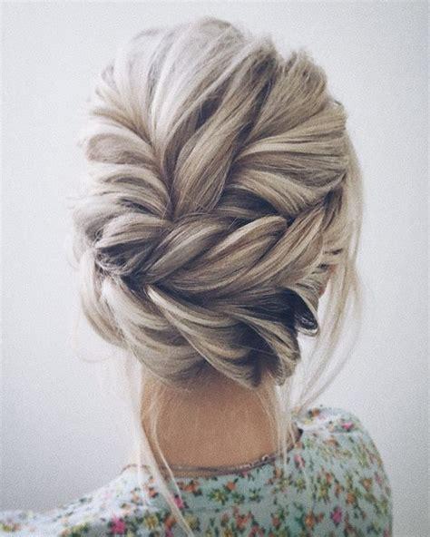 Wedding Hairstyles Up Side by Wedding Hairstyles Lena Bogucharskaya Wedding Updo