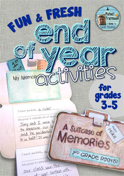 253 Best Images About End Of School Year On Pinterest