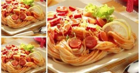 Cara Membuat Mie La Fonte | resep cara membuat spaghetti instan la fonte bolognese