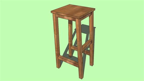 How To Make A Bar Stool Out Of Wood by How To Make Wooden Bar Stools