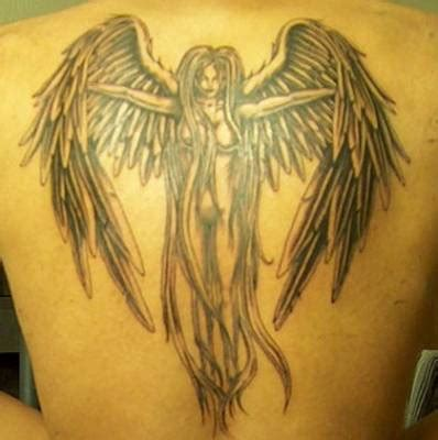 gothic wings tattoos designs images gothic angel tattoos foot tattoos design