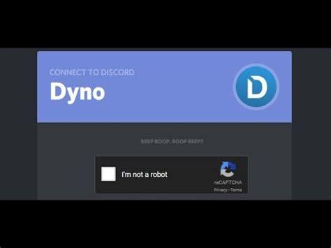 discord bot dyno dyno bot tutorial youtube