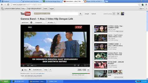 cara mendownload video di youtube dengan mudah youtube cara mendownload musik dari youtube dengan mudah dan