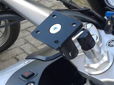 Kamerahalterung Motorrad Bauen by Ger 228 Tehalter F 252 R Lenkkopf Nur Yamaha Fjr Im