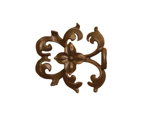 iron art drapery hardware orion finial 501 for 1 inch iron art rods at designer