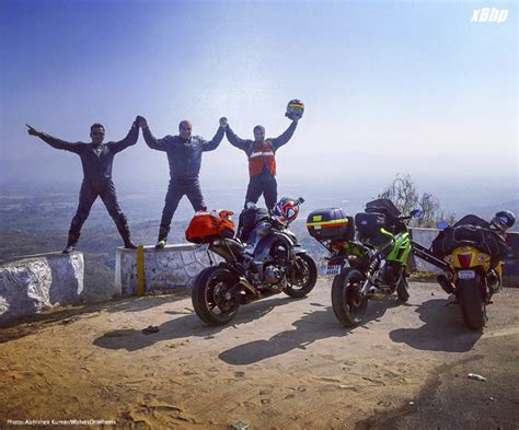Bmw Motorrad Kolkata by Superbike Ride From Kolkata To Rann Of Kutch