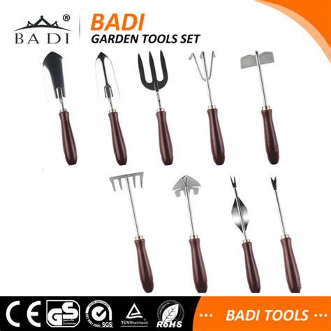 types of garden tools and their uses 9 unidades de jard 237 n conjuntos de herramientas de bonsai