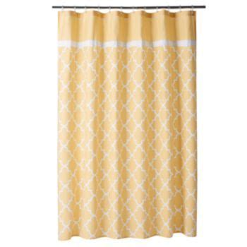 kohls fabric shower curtains 1000 images about home shower curtains on pinterest