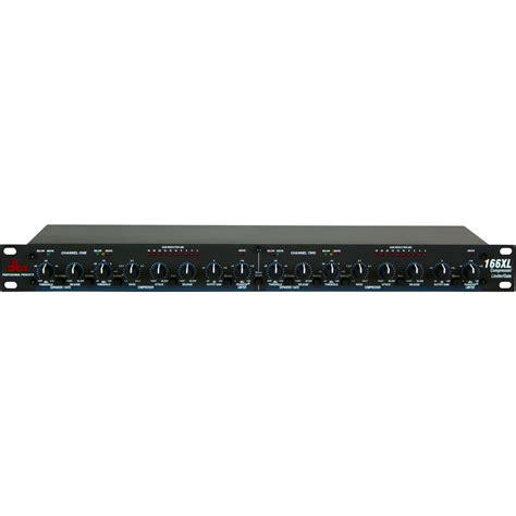 Compressor Dbx 166 Xl Garansi 1 Tahun dbx 166xl image 537209 audiofanzine