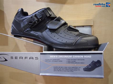 serfas bike shoes serfas zirconium road bike news reviews and photos