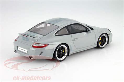porsche sport grey ck modelcars gt047 porsche 911 997 sport year