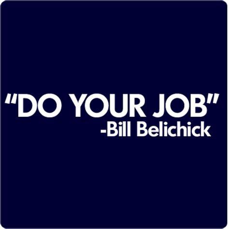 design   job bill belichick chowdaheadz blog