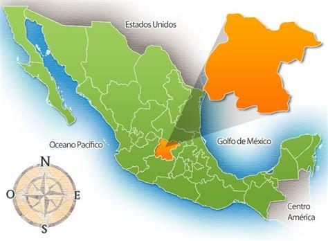 emplacamiento estado de méxico 2015 las 25 mejores ideas sobre mapa estado de mexico en