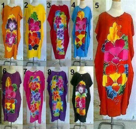 Daster Bali Mode 12 obral baju daster batik murah 18ribu
