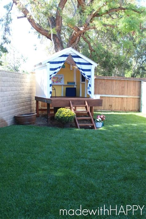 tree house backyard made with happy treehouse made with happy
