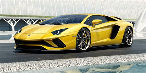 News Lamborghini Unveils 2017 Aventador S Oz Prices