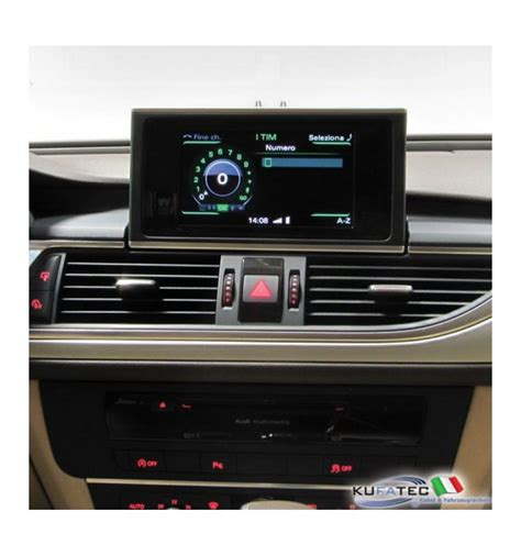 Audi A6 Bluetooth by Kufatec Vivavoce Bluetooth Audi A6 4g A7 4g Con Rmc