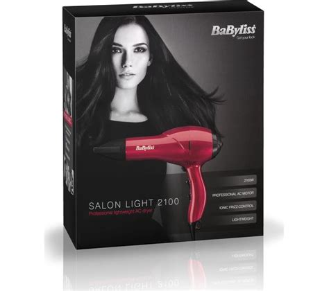Babyliss Hair Dryer Currys buy babyliss salon ac hair dryer free delivery currys