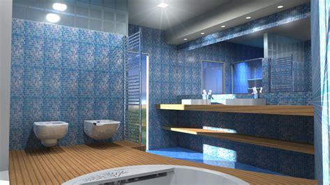 bagni interni progetto arredo 3d modellazione 3d e rendering interni