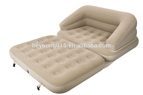 inflatable sleeper sofa cheap price living room furniture double 5 in 1 multi