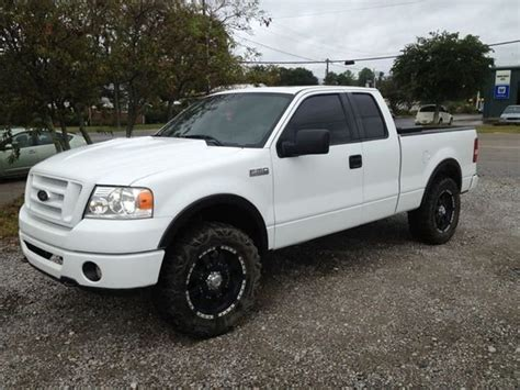 Ford F150 2006 by 2006 Ford F150 Fx4 Tire Size