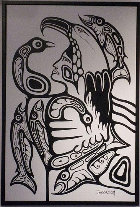 cartoon tattoo artist vancouver 25 best ideas about salmon tattoo on pinterest haida