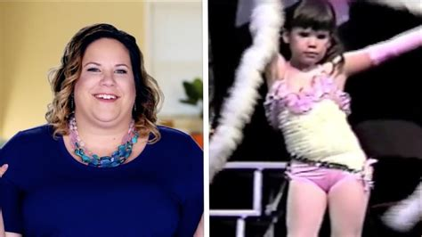 whitney way thore before and after whitney thore is adorable dancing as a child before my big