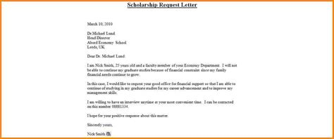 7 sle scholarship request letter normal bmi chart