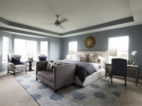 Bedroom Paint Ideas With Tray Ceiling Tray Ceiling In Bedroom Transitional Bedroom