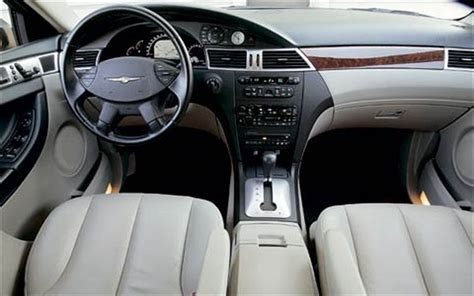 Chrysler Pacifica 2004 Interior 2004 chrysler pacifica awd interior view dashboard photo 1