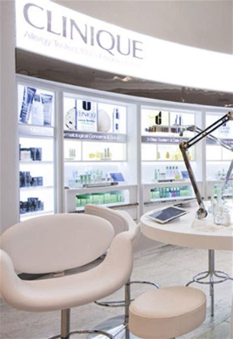 Clinique Counter clinique s new laissez faire ideal telegraph