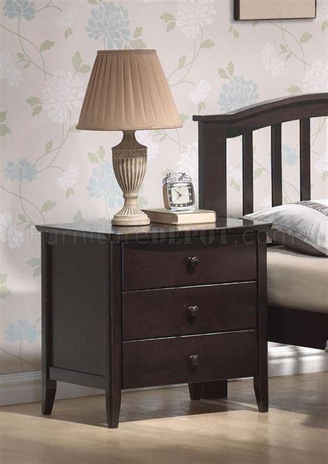 san marino bedroom set san marino 4pc kids bedroom set 04985 in dark walnut w options