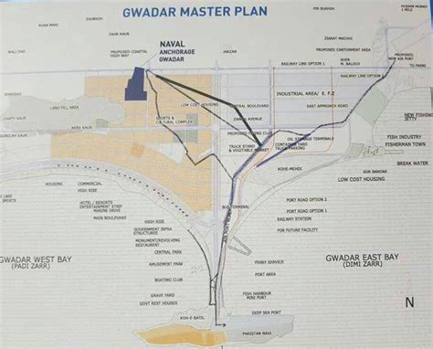 new world city gwadar map naval anchorage gwadar project details location map and