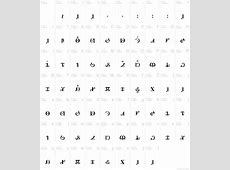 Pin Elvish Alphabet Converter On Pinterest | •ArT ... Elven Numbers