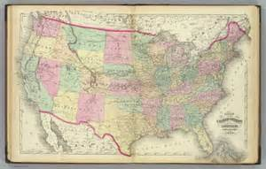 america map zoomable united states walling h f gray ormando willis 1872