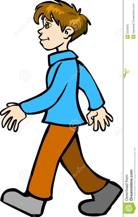 Walking Boy Clipart boy walking clipart
