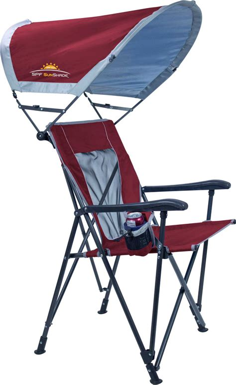 best folding chair with shade cing chairs with shade best home design 2018