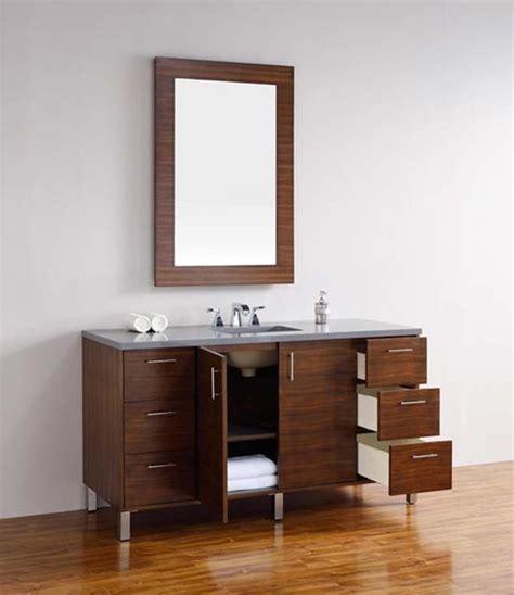james martin metropolitan single 60inch modern bathroom