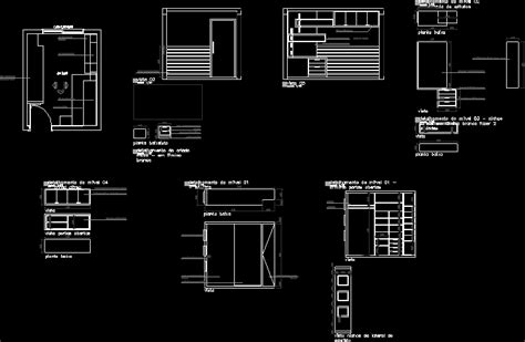 bedroom dwg detail  autocad designs cad
