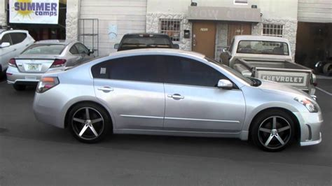 nissan altima custom rims nissan armada with rims upcomingcarshq com
