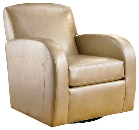 swivel glider chairs living room global ac1500 swivel glider chair in cream leather