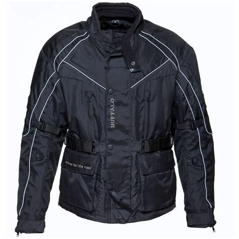 winter motorcycle jacket buffalo firefox textile waterproof wp motorbike motorcycle