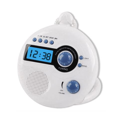 clock radio for bathroom bathroom clock radio images frompo 1