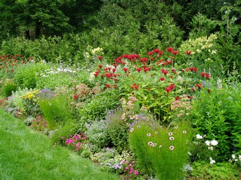 perennial flower garden plans landscaping gardening ideas